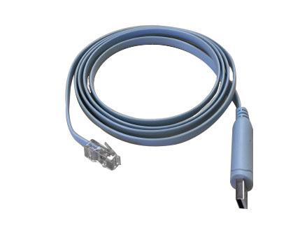 CABLE, Console, USB RS232-RJ45, 6FT Lg (1) Manual, Quick Setup Guide, Console Cable (SZ 300) (1)
