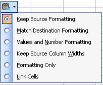 heading Changing row or column sizes click and drag between row or column heading.