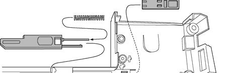 4.17 Battery Lock 4 Replacement Procedures 4.17 Battery Lock Removing the Battery lock The following describes the procedure for removing the battery lock (See Figure 4-34, 4-35). 1.