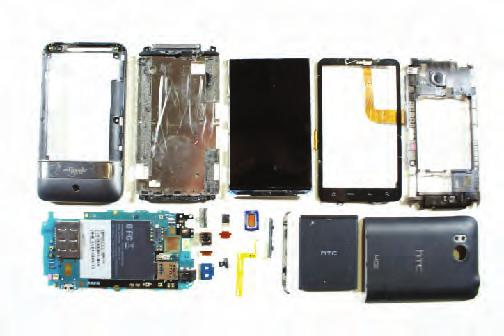 Final Layout To reassemble your device, follow these instructions in reverse order. Notice/Warning: FIXEZ.