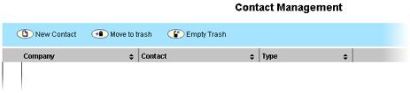 "Create the ""Empty Trash"" action Step 1. Create the new ""Empty Trash"" action button Choose the menu command Create - Action."