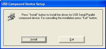 3.3 While you are installing, it has appeared following two interface, please click Continue Anway to