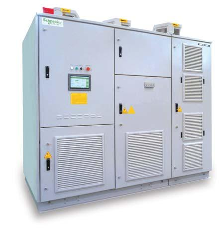 Altivar 303 New New variable speed drives for general application in harsh environment Robust and Performance Work In temperatures up to 55 C without derating Footprint and side by side mounting Open
