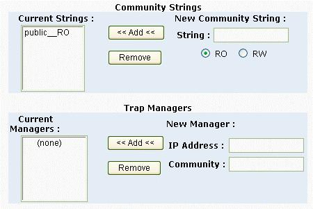 3. Trap Manager A trap manager is a management station that receives traps.