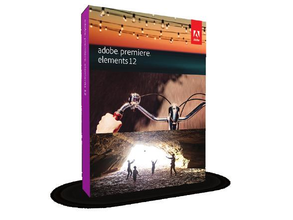 Adobe Premiere Elements 12 Marketing Copy for Channel Partners: North America Adobe Premiere Elements 12 The following copy blocks can be used in web pages, catalogs, print ads, or other promotional