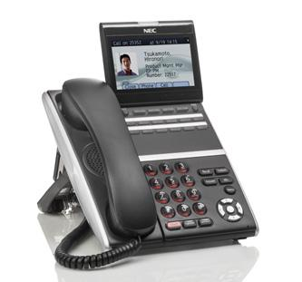 UNIVERGE Desktop Telephones - The Right Phones for Every Work Situation At a Glance Overview Customizable to meet employees specific communications needs Support a wide-range of applications which