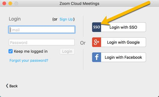 Zoom users can also install the app in advance of using the service to join or host a meeting by going to https://utia.zoom.