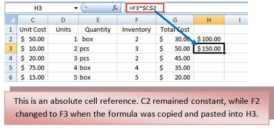 39 THE PNP BASIC COMPUTER ESSENTIALS e-learning (MS Excel 2007) Chapter 9: Working with Basic Functions Functions are predefined formula that performs calculations using specific values in a