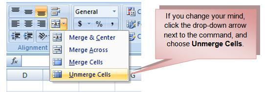 Control: Select a cell or range of cells.