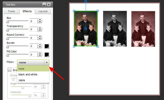 Use the paste format feature in the edit tool to copy and paste formatting like borders and