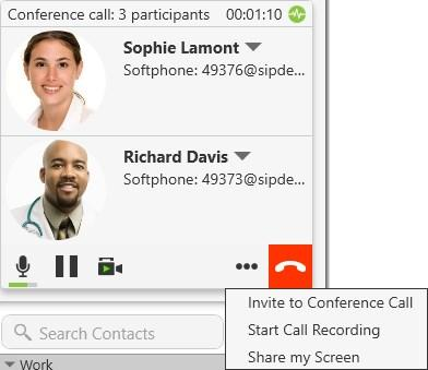 Audio and video calls Conference calls 6.