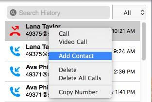 Use the drop-down list to select the type of phone number, enter the number, and click Add (Windows) or the Add number icon (Mac). 4.