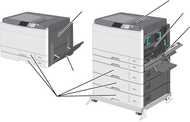 Lexmark C925/X925  Color Product Study Guide - PDF