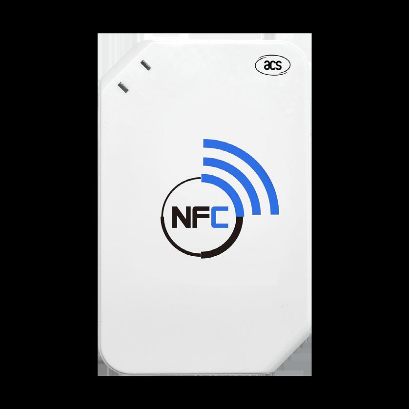 1.0. Introduction ACR1255U-J1 Secure Bluetooth NFC Reader combines the latest 13.56 MHz contactless technology with Bluetooth connectivity for on-the-go smart card and NFC applications. 1.1. Smart Card Reader ACR1255U-J1 supports ISO 14443 Type A and B smart cards, MIFARE, FeliCa, and most NFC tags and devices compliant with ISO 18092 standard.