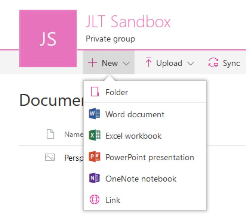 2. Enter the name of the new folder, and click Create. 3. Click the new folder you just created to open it.