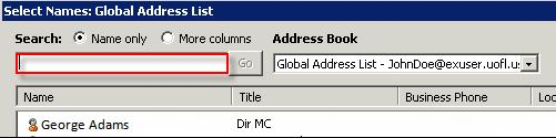 address book to address your mail message. 1.