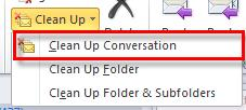 A duplicated conversationsoccurs when the recipient(s) respond to an email message using the reply feature.