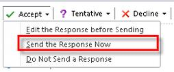 Type your custom response. 6. Click the Send button. Or 2.