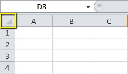 Column Width To change column width: select the column heading then select from the Home tab, Format Column Width from the Cells group.