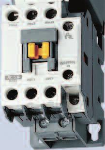 to 600HP Direct-Mounting Overload Relays RoHS Compliant Auxiliary Contacts Standard UL and CE Certified IEC 60947 UL File #E108780 Optional Accessories Include: Additional Auxiliary Contact Blocks