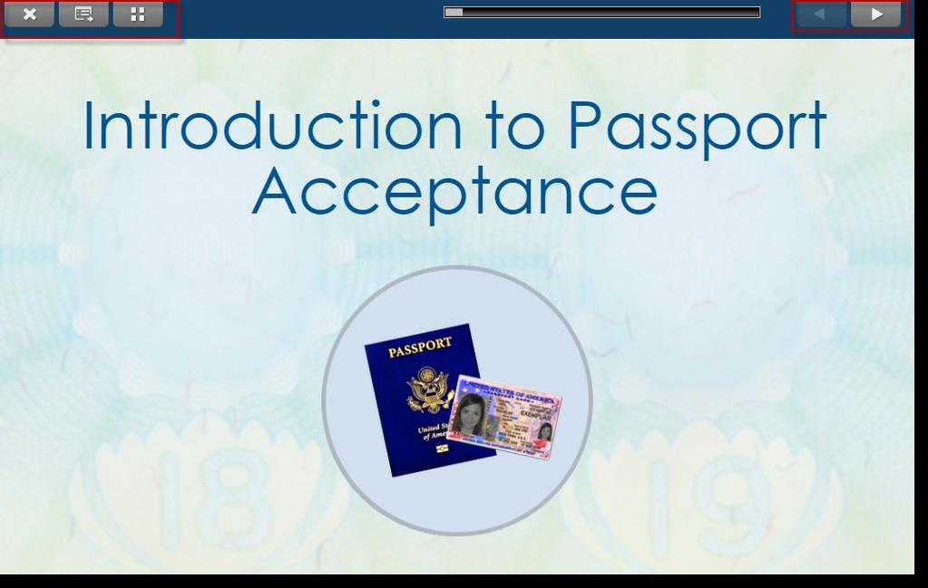 Passport Acceptance Agent Training System Student Guide Pdf