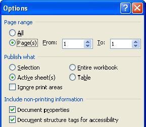 Multiple Page Printouts Titles Repeated on Every Page Close Print Preview. On the Ribbon, click on the Page Layout tab. In the Page Setup group, click on the Print Titles button.