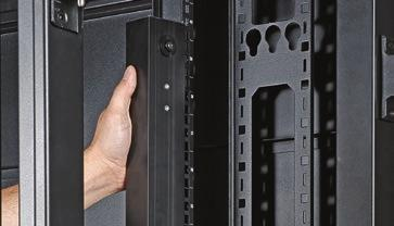 4 kw Horizontal or vertical rack installation Versatile Mounting Options EIA-compliant rack installation or surface mounting.