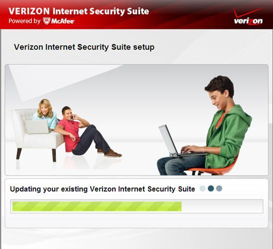 12 Verizon Family Protection Upgrade Guide Installing your software Install your software After you download Verizon Family Protection Powered by McAfee, and