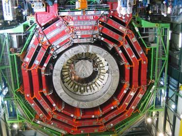 the storage and analysis of data from the four LHC