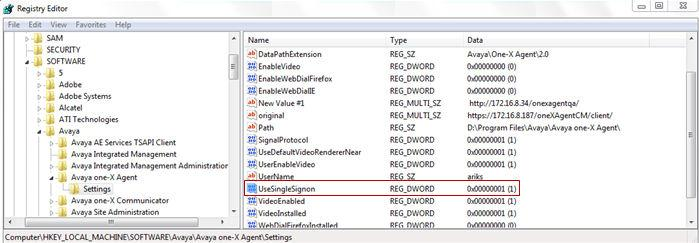 LDAP Root 7. Configure the Control Manager client to use SSO.