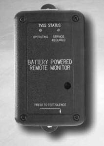 Options Product Remote Monitoring Unit Description/Specifications Offers clear audio/visual indication of the status of the surge suppressor unit.