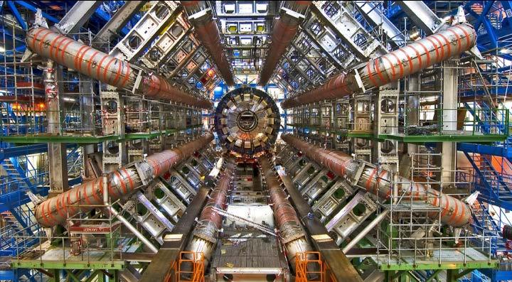 High Energy Physics, discovery of Higgs boson SURFsara and