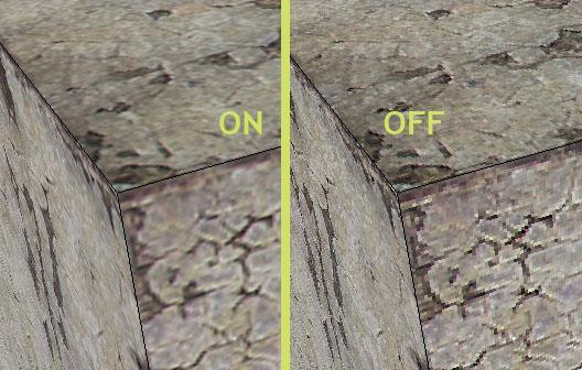 2D TEXTURE MAPPING Texture Filtering Magnification