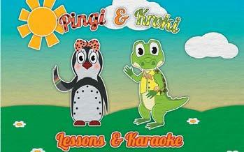 The first animation brand in Russia for kids 0-3 years. Since 2014 it was produced more than 70 episodes. Educational series for kids. www.youtube.com/pingikroki Broadcast on SmartTV (ivi.