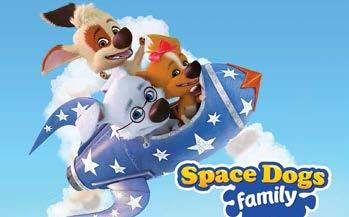 KinoAtis Animation studio, LLC KinoAtis Animation studio, LLC Space Dogs. Family Space Dogs.