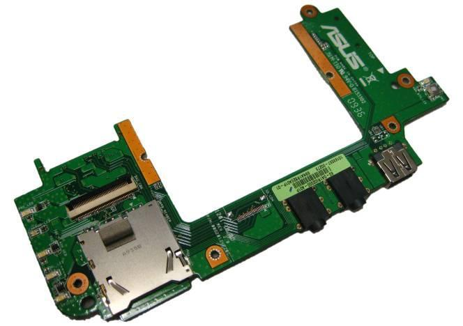 below shows the Bluetooth Module of the Eee PC 1201HA.
