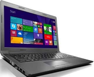 Lenovo Laptops & Desktop PCs LENOVO B5400 AFFORDABLE 5 EDUCATION NOTEBOOK WITH ROBUST SECURITY FEATURES The Lenovo B5400 is an affordable notebook that combines a 5.