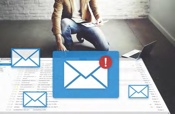 Jimmy Kim Page 25 #2: What to do About Unsubscribes One of the biggest setbacks you ll face after you start to get emails out of the spam folder and into the inbox are unsubscribes.
