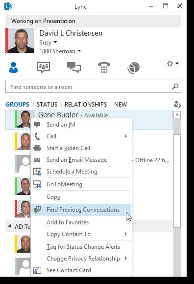 Lync and Office