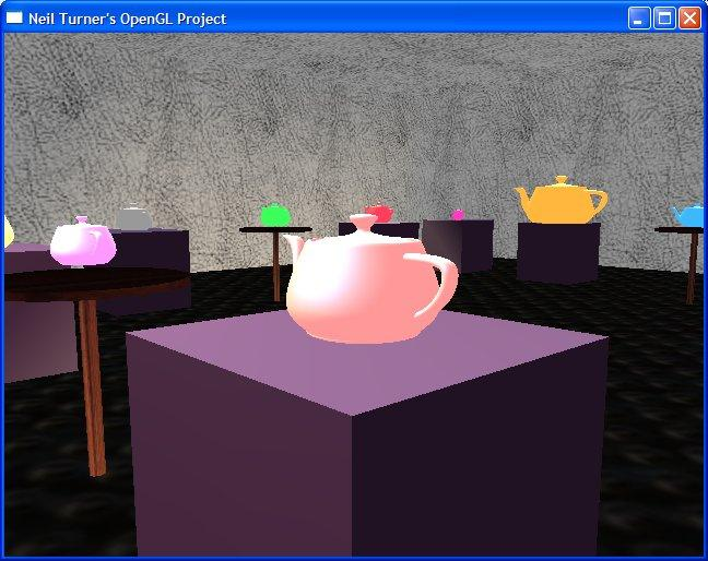OpenGL 25 years ago http://www.