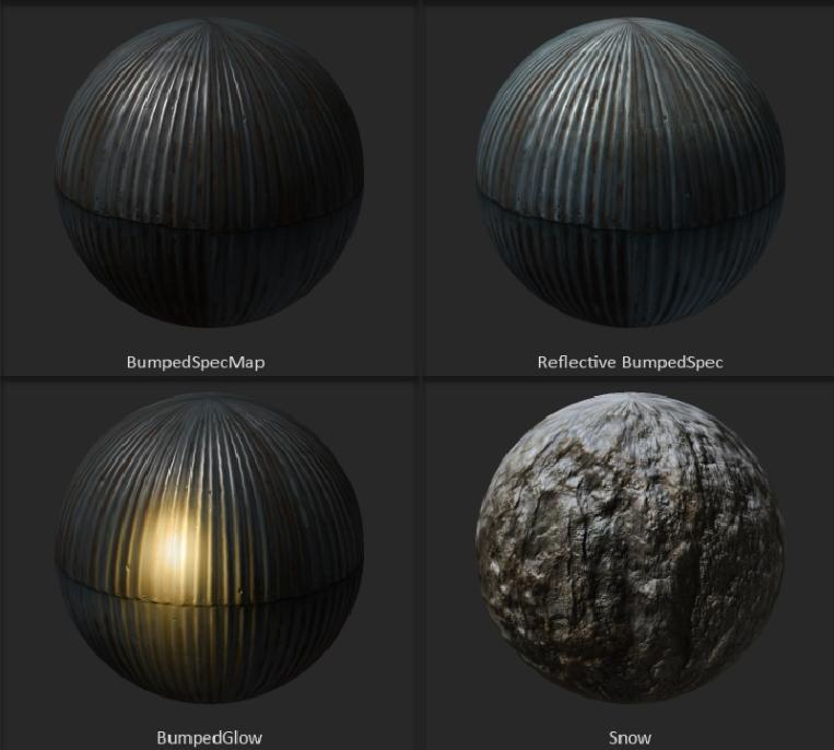 Shaders Modern way of implementing rendering techniques Various types: Pixel Vertex Geometry