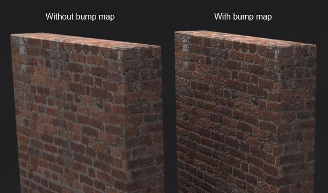 Bump Mapping Texture mapping