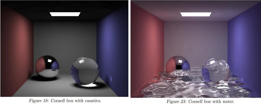 Photon Mapping Radiosity becomes more difficult to apply as scene complexity increases Photon mapping provides a general global illumination method efficient in complex scenes 1 st pass: Photons are