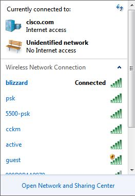 Hidden SSID (non-broadcast) Still a common topic: people hiding the SSID as security measure Clients prefer broadcasted SSID