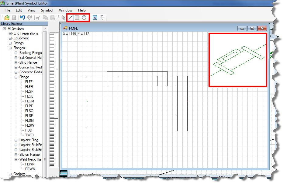 In this case a new SKEY Symbol Graphic will be created from scratch. Click on the OK button as seen below.