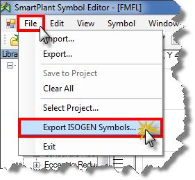 Multiple User Defined Symbols (SKEYS) can be added to this Symbols Library to be used on any project in CADWorx Plant Professional.