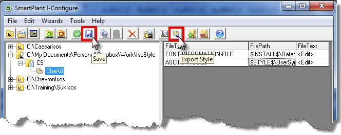 To accept the selected file path, click on the OK button as seen below.