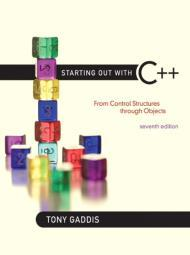 PowerPoint Slides adapted from *Starting Out with C++: From Control Structures through Objects, 7/E* by *Tony Gaddis* Copyright 2012 Pearson Education Inc.