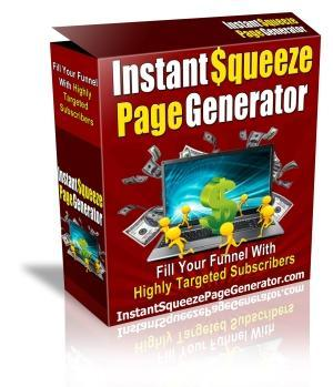 Increasing Squeeze Page Effectiveness Before you start working on finding new sources of subscribers, it s a good idea to first make sure your squeeze page is performing as effectively as possible.