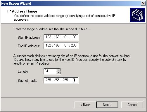 Other Settings & Features Figure 37: IP Address Screen 6. Add exclusions in the address fields if required. If no exclusions are required, leave it blank. Click Next. 7.
